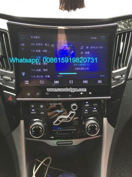 ​Hyundai_Sonata_i45_Car_GPS_navigation_radio_android_Wifi_App_camera 3012